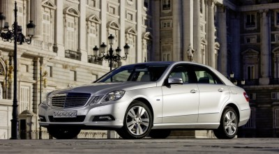 Mercedes S Cl Wedding Car In Edinburgh